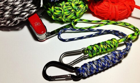 Good knowledge of the emergency uses for paracord are important for survival