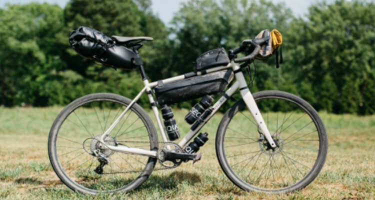 A bug out bicycle designed for touring on-road or off-road offers good options