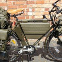There are several options available when choosing a bicycle as your bug out transport