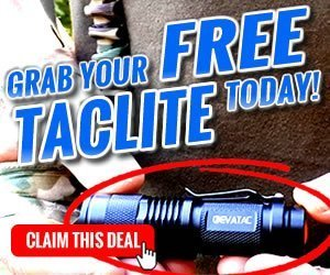 The perfect EDC tactical flashlight is now yours for free